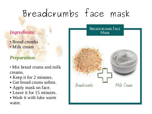 breadcrumbs_facemak_for_glowing_skin