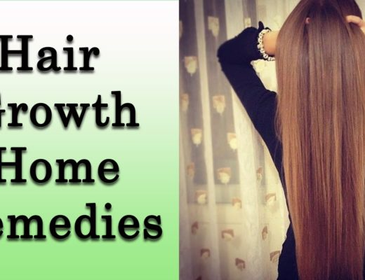 home remedies for hair growth fast