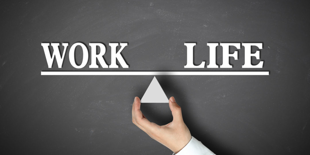 Balance Between Personal And Professional Life