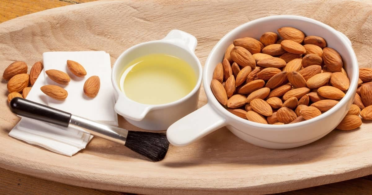 almond for dark circles