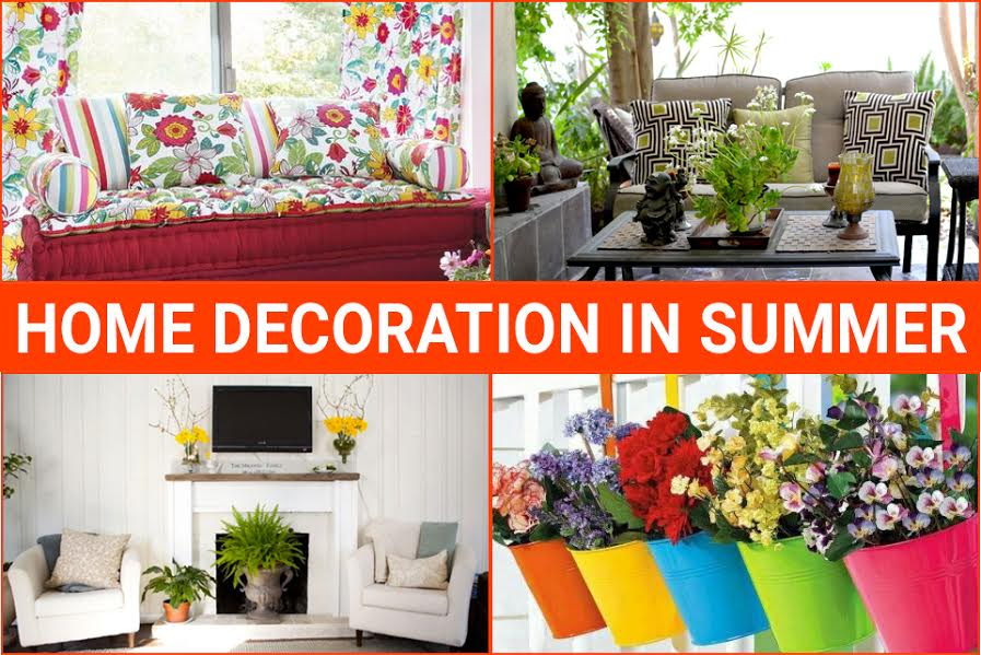 Summer Home Decor summer home decor idea 2017 - home decoration | trabeauli