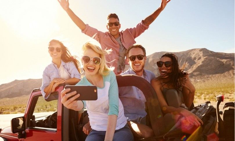 Places to travel with your friends