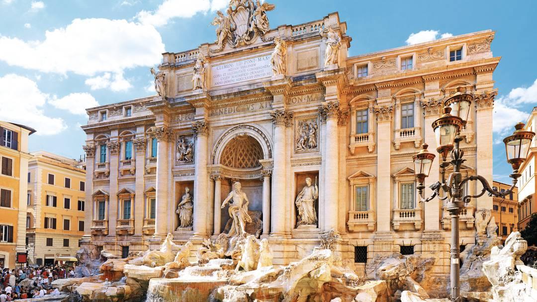 rome solo travel