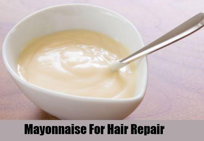 Hair repair tips