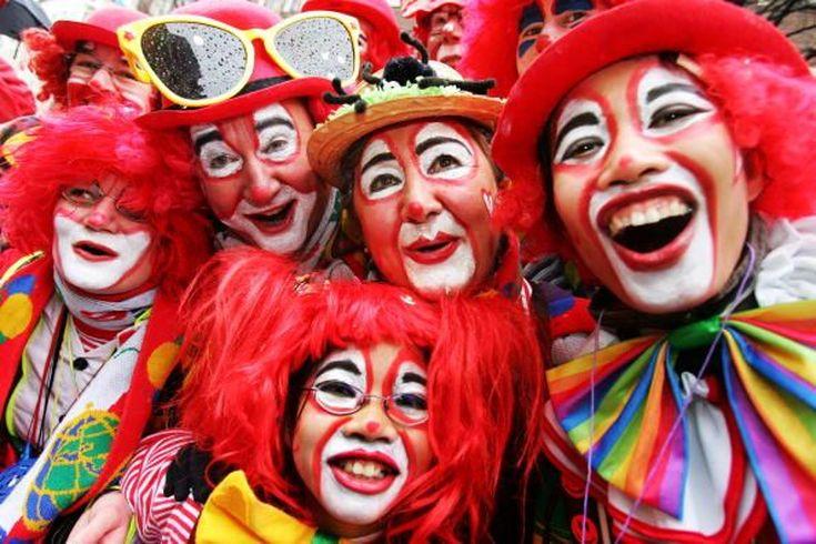 Celebrate Carnival in Germany