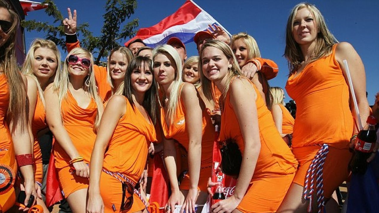 netherlands people
