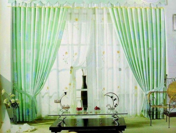 curtain good look