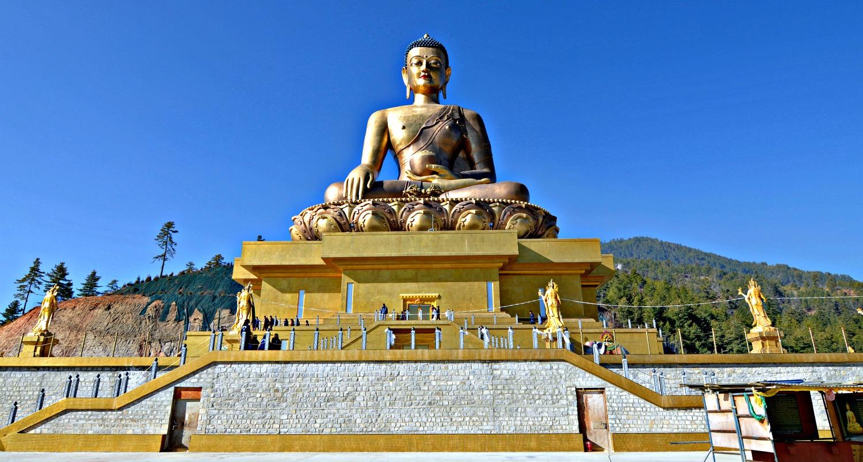 solo trip for bhutan