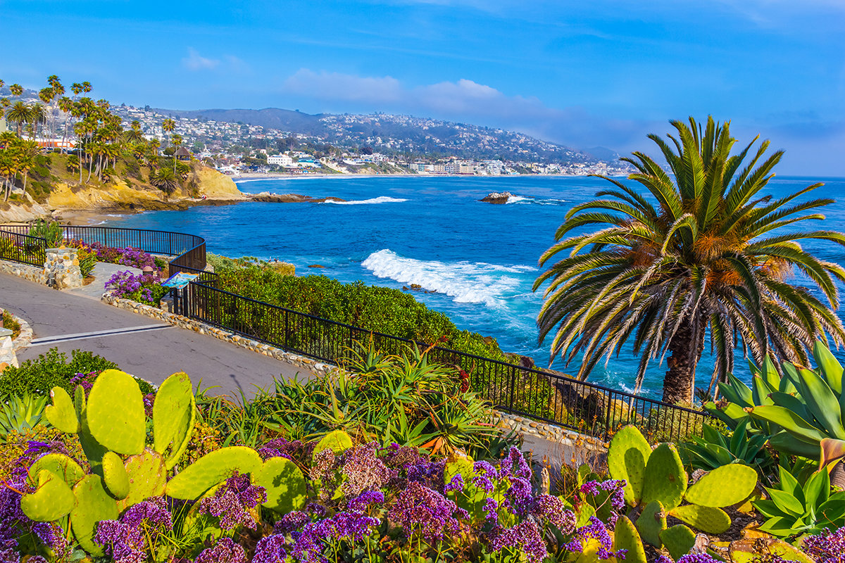california for solo girls travel