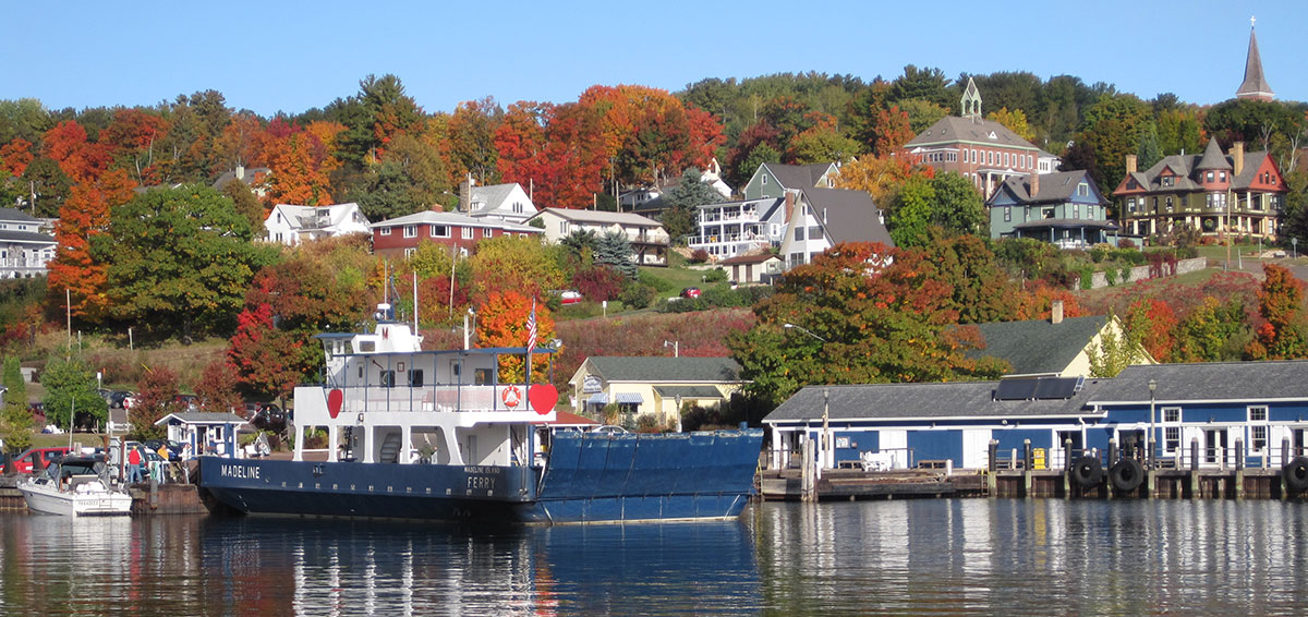 Bayfield, Wisconsin for solo travel