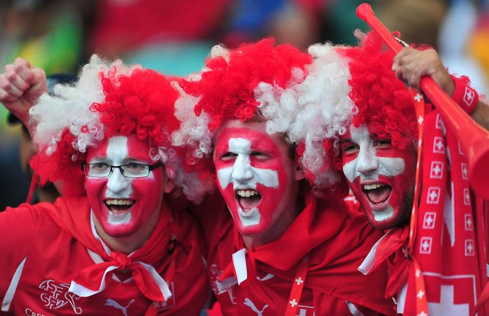 switzerland happy people