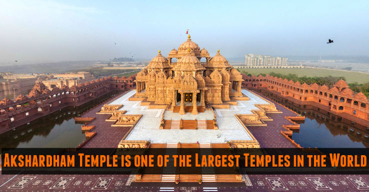 largest temple in the world