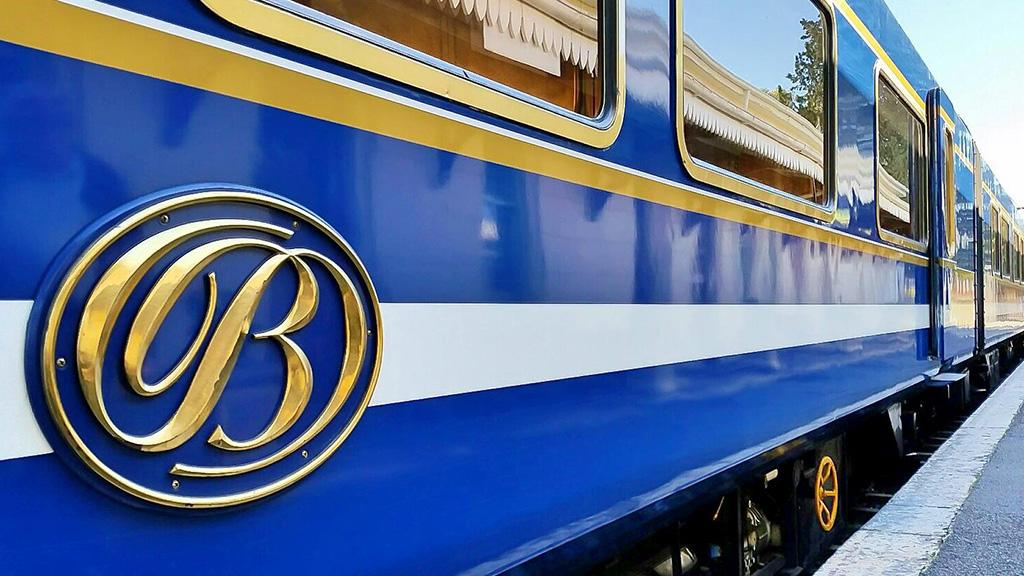 Blue Train luxury train