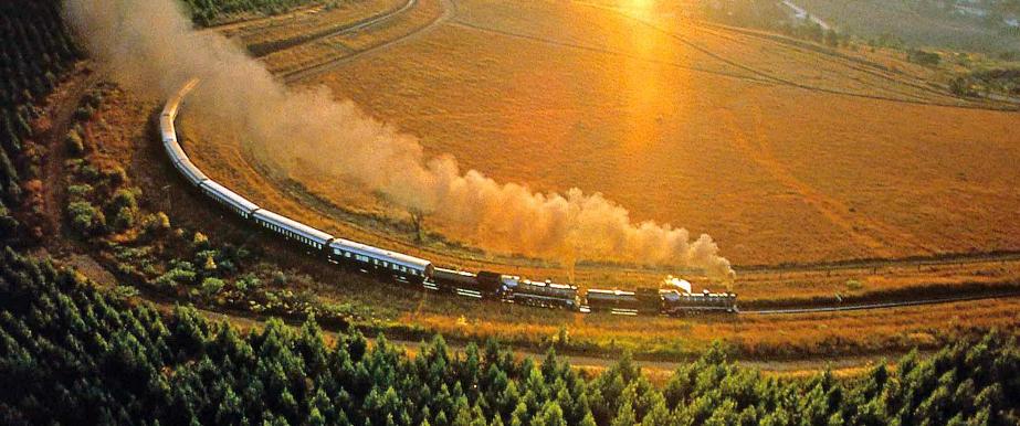 Rovos Rail Luxury Train & Safari Package BushBreaks