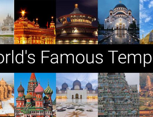 best temples