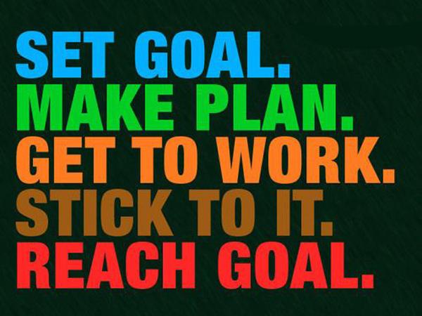 make a goal