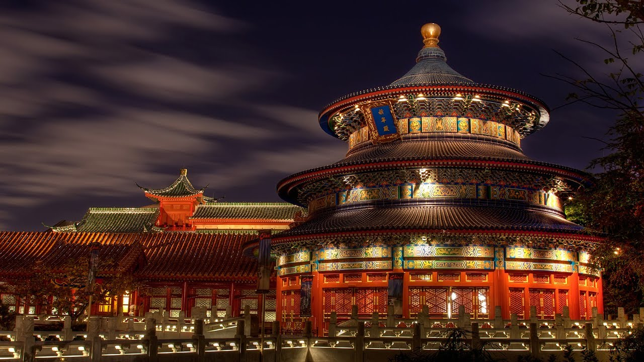 Temple of Heaven , China