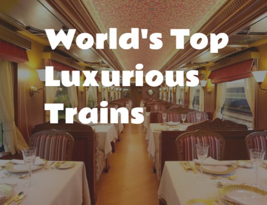 Luxurious Trains