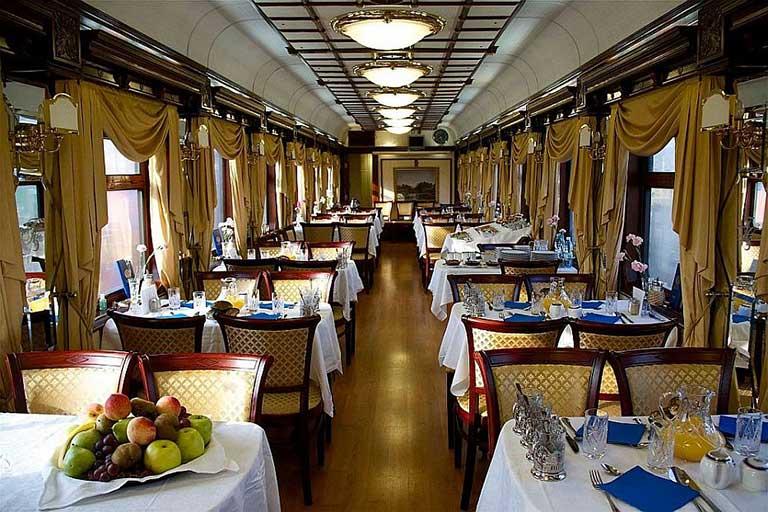 golden eagle train europe