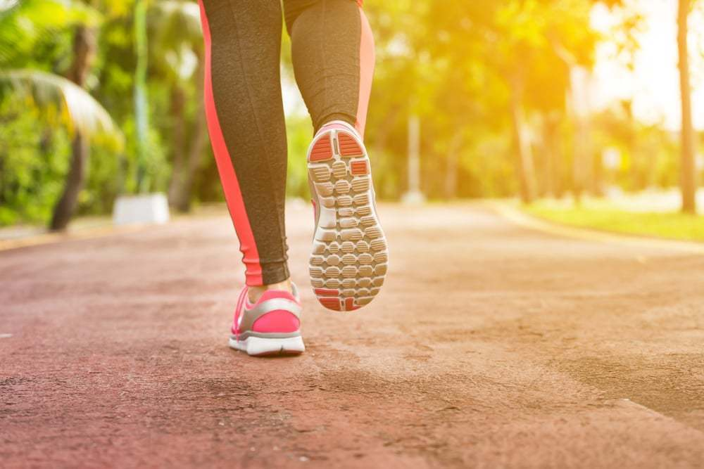 Lose weight by walking 30 minutes a day