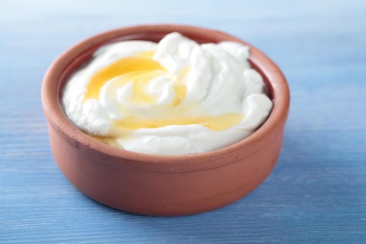yogurt and honey for Feed whitening