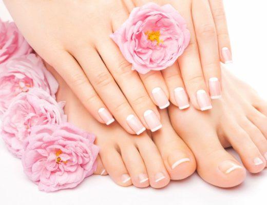 feet whitening tips