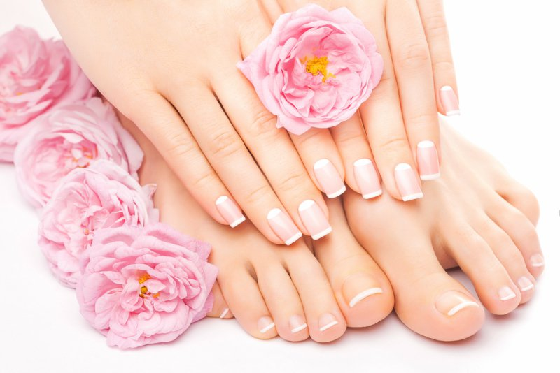 feet whitening tips