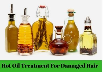 hot oil tretment