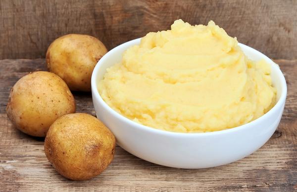 popato for skin