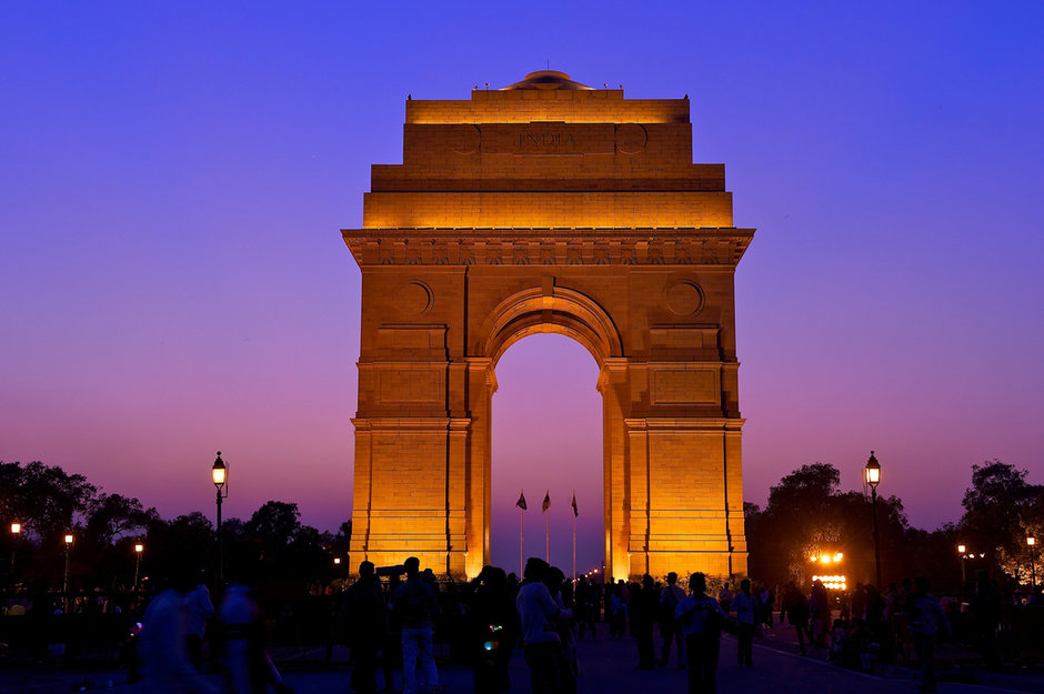 delhi in india
