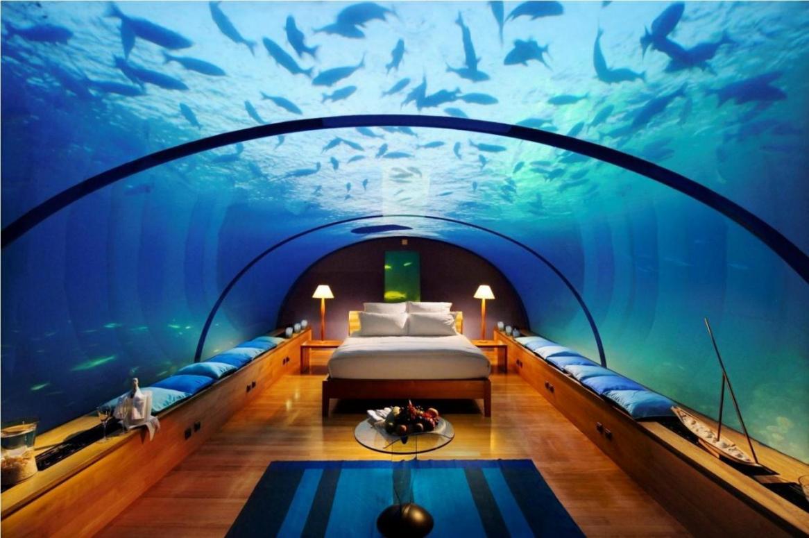 Conrad Hilton, Maldives: