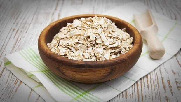 oatmeal for skin