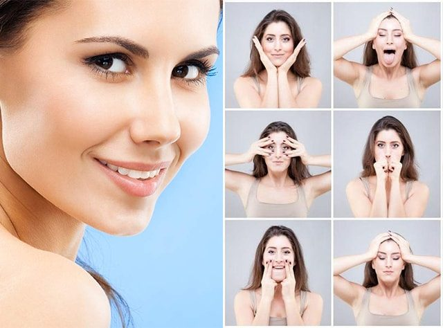 glowing skin exercises