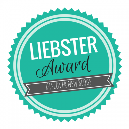 LIEBSTER AWARD 2018