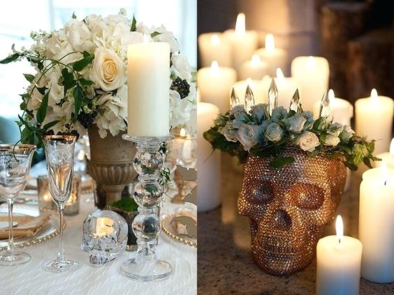 skull party theme