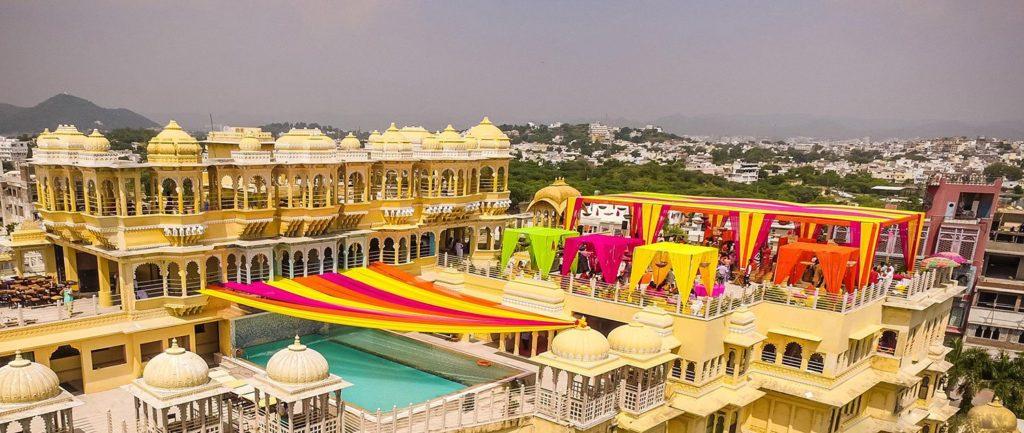 wedding destination in udaipur