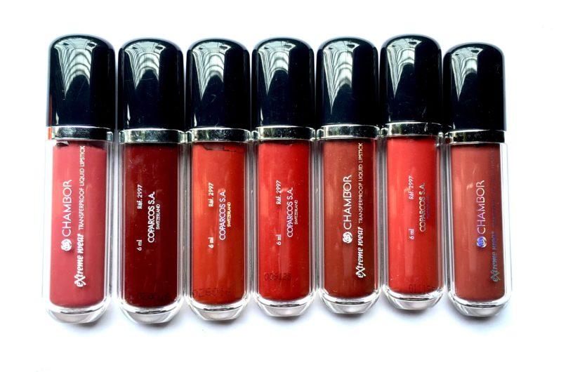 chambor liquid lipstick