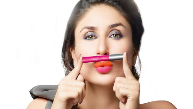 kareena with lakme