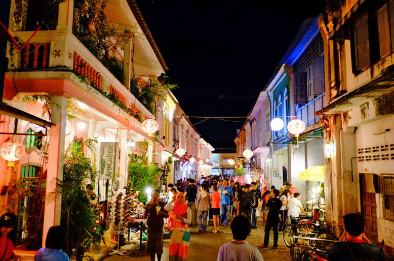 Old Phuket discover