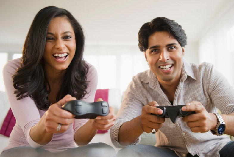 play game together