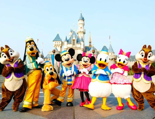 best disneyland in the world