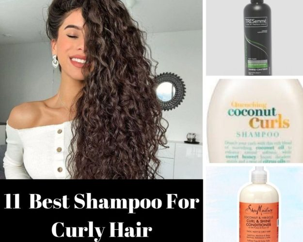11 Best Shampoo For Curly Hair Sulfate-Free In India 2019 | Trabeauli
