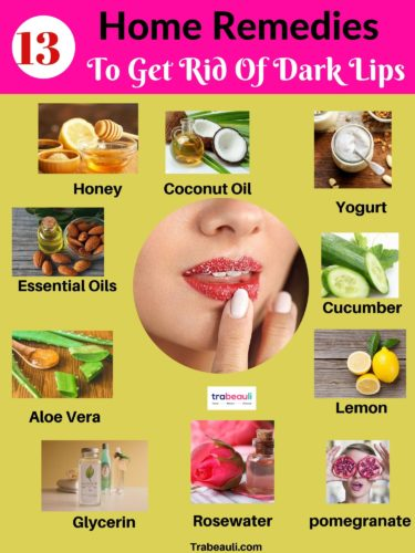 13 Home Remedies For Pink Lips Naturally In A Week At Home -1108