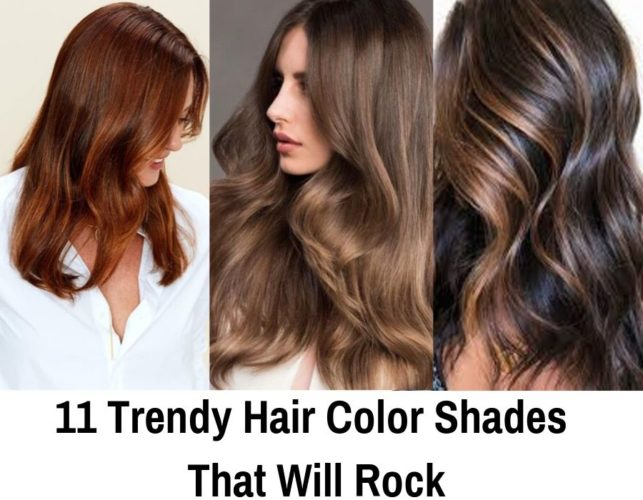 11 Trendy Hair Color Shades & Brands That Will Rock In 2020 ...