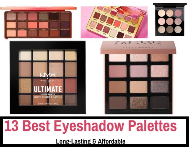 13 Best Eyeshadow Palettes Drugstore For Beginners In 2019