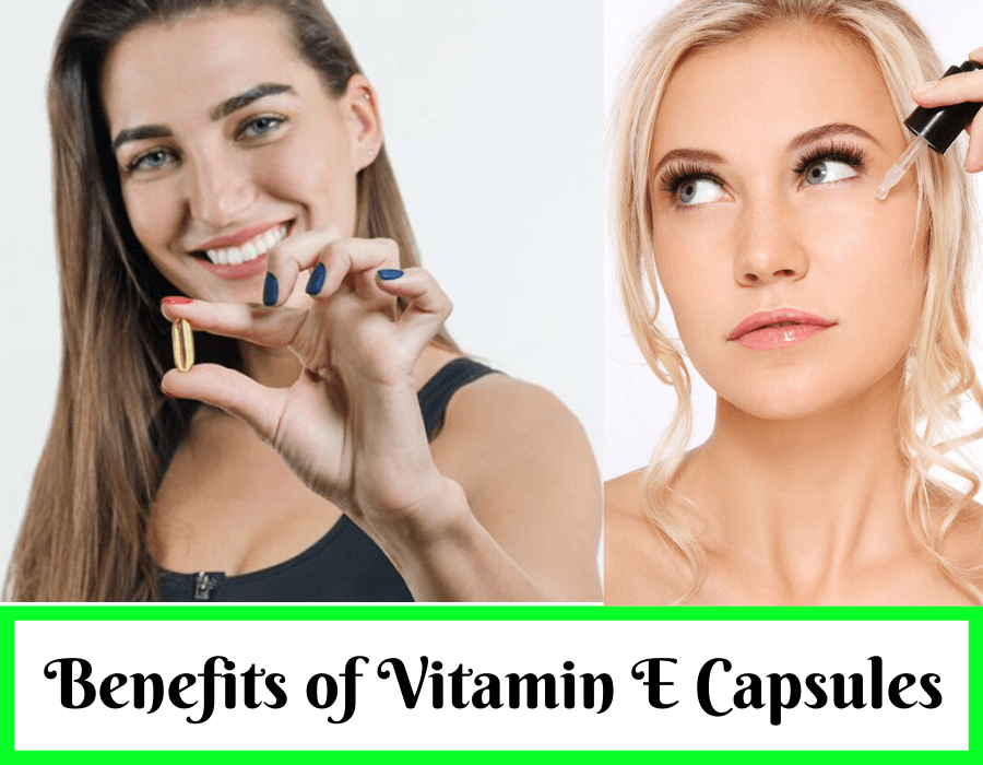 Benefits Of Vitamin E Capsules How To Use For Skin And Hair Trabeauli