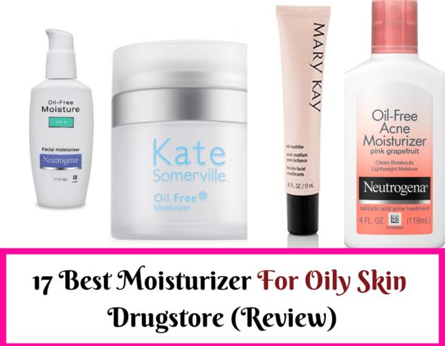17 Best Oily Skin Moisturizer Drugstore Reviews Of 2020 Trabeauli