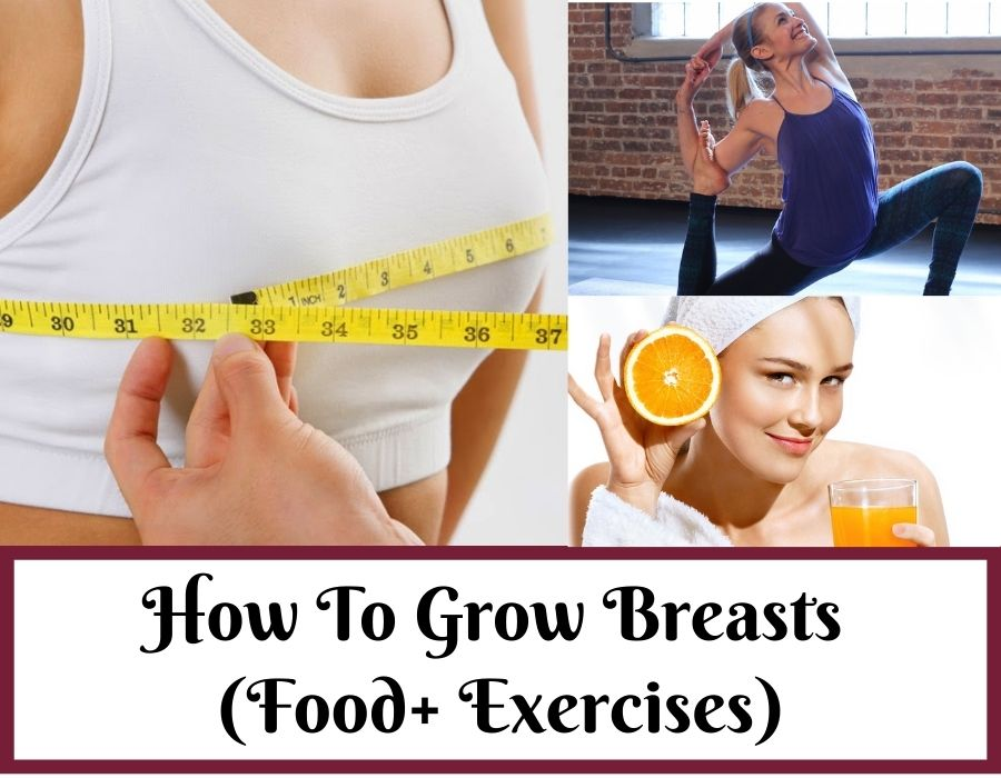 To natural bigger boobs get ways How to